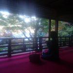 深まる秋のお寺で 癒しのひととき・Gokanプラスサロン